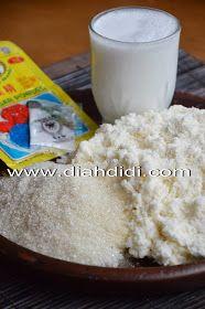 Diah Didi's Kitchen: Lapis Singkong Pudding Desserts, Dessert Recipes, Roti Canai Recipe, Diah Didi Kitchen, Indian Dishes, Food And Drink, Menu, Snacks, Baking