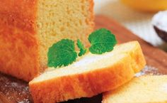 Citroencake van amandelmeel gezoet met honing   GezondheidsNet