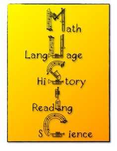 Here is my music acronym poster. I have a bulletin board made out of this saying as it is a good advocacy piece! I hope you love it! Music Classroom Posters, Classroom Walls, Future Classroom, School Classroom, Classroom Ideas, Middle School, Back To School, Quote Board, Elementary Music
