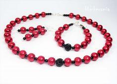 BBM Kerámia Ékszer Beaded Necklace, Beaded Bracelets, Jewelry, Beaded Collar, Jewlery, Pearl Necklace, Jewerly, Pearl Bracelets, Schmuck