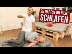 Diese Schlafposition solltest Du unbedingt vermeiden! | Liebscher & Bracht - YouTube