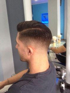Men's wear / fashion for men / mode homme / haircut