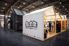 mode:lina architekci | architekt projekty wnętrz poznań | Human Touch Group Pavilion
