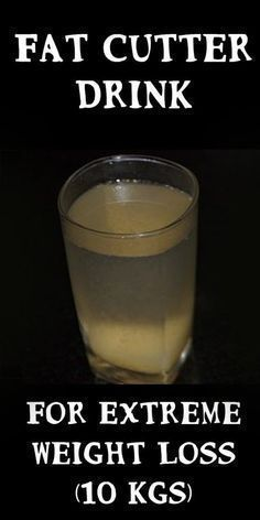 Fat Cutter Drink - honey ginger lemon aloe vera - Extreme Weight Loss. Read here.