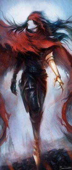 Amazing Vincent Valentine Final Fantasy VII