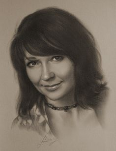 Portrait by Krzysztof Łukasiewicz Pencil Portrait Drawing, Pencil Art, Pencil Drawings, Art Drawings, Drawing Art, Artist Pencils, Hand Sketch, Black And White Drawing, Face Art
