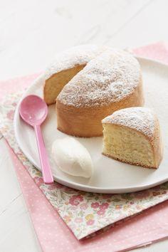 Découvrez la recette du gâteau au yaourt soja