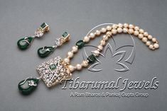 The Customised Designs of our Expressions Collections are handcrafted one piece at a time with exquisite form and delicate details. Emerald Jewelry, Pearl Jewelry, Wedding Jewelry, Jewelery, Pearl Necklaces, Diamond Jewelry, India Jewelry, Bead Jewellery, Beaded Jewelry
