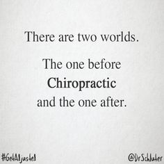 It's that good! #getadjusted #chiropractic
