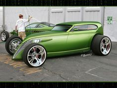 Foose. Love all Foose rides. In my opinion he is probably the greatest custom builder of our time.
