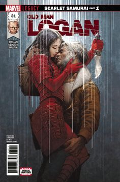 Old Man Logan #31 Sells Out, Goes to Second Printing