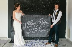 Star Wars Wedding Inspiration!