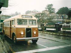 STCP 23 - CL-15-08 Bus Coach, Coaches, Buses, Transportation, Classic, Photos, Vintage, Cities, Vintage Cars