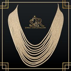 ✨ #Light Up The Room With #Gold & #Diamond Necklaces By #S2RJewels ✨ We don't do run-of-the-mill things , we like to leave our #UniqueTouch On Every #Jewel We Design & #Make...So #Next Time You Wish To Get Yourself #Something Truly #Unique & #Breathtaking Visit Us At 14 / 15 , D-Mall , Netaji Subhash Place , Pitampura ( Phone No : 9821397399) & #Find Your Truly #UniqueJewel 😍 #SiddharthGarg #S2R #S2Rjewelsandjeweller #UniqueDesigns #NatureInspired #Diamond #Necklaces #Brilliant #Fashion…