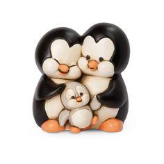 Famiglia pinguini