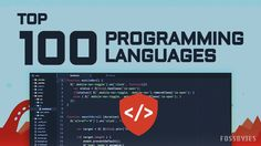 All programming languages have different strengths & applications. We are sharing the top 100 most popular programming languages of 2016.