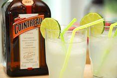 Cointreau fizz - opskrift på drink med appelsinlikør - Madens Verden