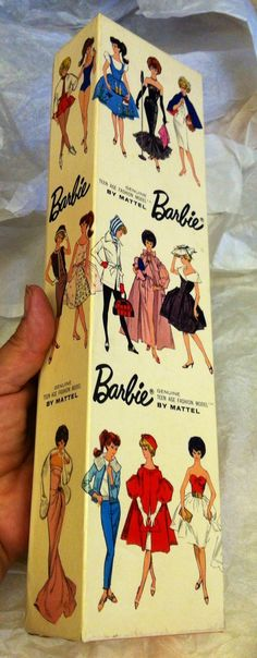Original Box for Barbie