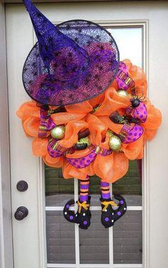 DIY Halloween decorations #11