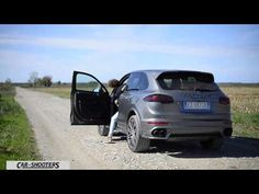 Porsche Cayenne GTS Twin Turbo Engine Start and Revs - YouTube