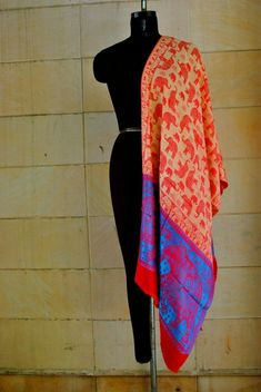 Hot Fashion Pashmina Cashmere elephant Scarves Paisley Stole Shawl Wrap Scarf 18 #Handmade Pashmina Scarf, Shawls, Scarf Wrap, Paisley, 18th, Scarves, Cashmere, Elephant, Kimono Top