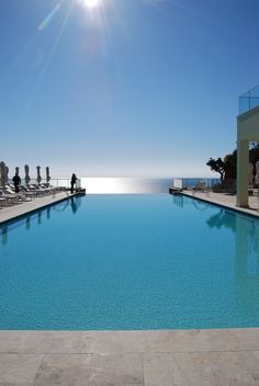 The most beautiful pools in the world.
