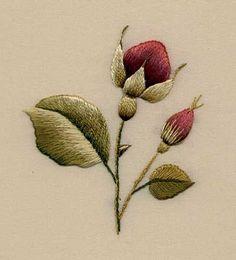 Rosebuds by Trish Burr