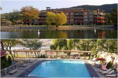 Best kept secret. The Strand on the shores of Lake Okanagan in Vernon BC. Affordable lakeshore living. Pool, beach, wharf, boat marina. A fantastic investment.