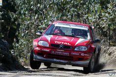 Citroen Saxo Rally Car
