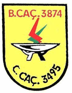 Companhia de Caçadores 3495 do Batalhão de  Caçadores 3874 Moçambique !972/1974