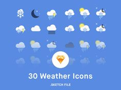 Weather Icon Pack