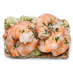 What you eat between meals matters more than you think. Smart choices -- like this shrimp stack -- can boost metabolism and help you lose weight fast. | Health.com