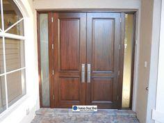 wp_110 Wooden Double Doors, Center Park, Frederic, Main Door, Delray Beach, Wood Doors, Solid Wood, Furniture, Home Decor