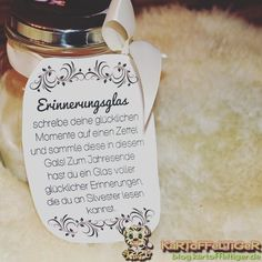 12 Likes, 1 Comments – Eva Kartoffeltiger (? Diy Silvester, Flask, Really Cool Stuff, Helpful Hints, Stampin Up, Diy And Crafts, Birthday Gifts, Presents, Cards
