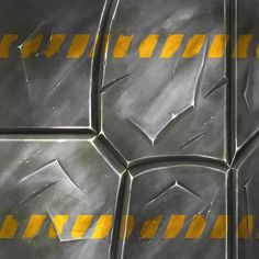 Dat Metal Texture Mapping, 3d Texture, Metal Texture, Game Textures, Textures Patterns, Zbrush, Casual Art, Hand Painted Textures, Elements Of Design