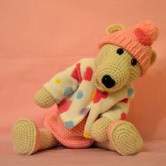Tutoriel de 15 pages description points consigne by Thisamigurumi