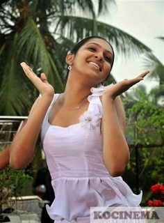 Lakshmi Menon Hot Navel show stills (7)