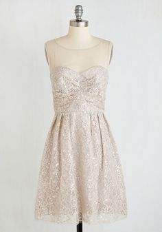 Frost and Found Dress | Mod Retro Vintage Dresses | ModCloth.com