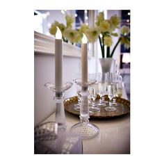 FÖRTJUST Candlestick  - IKEA