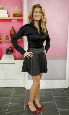 An Interview With Genevieve Gorder! - Decorchick! -- great ideas and decorating tips