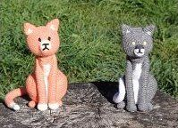amigurumi capcrochet crochet chat amineko animaux poupée, #haken, gratis patroon (Frans), poes, kat, knuffel, free pattern (French)