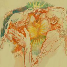 Arte Punch, Art Inspo, Art Sketches, Art Drawings, Bel Art, Arte Sketchbook, Art Hoe, Pretty Art, Aesthetic Art