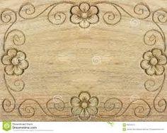 Resultado de imagem para tallados en madera