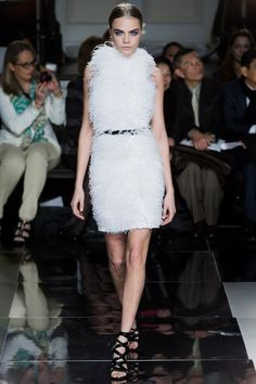 Jason Wu Fall 2013 Ready-to-Wear Fashion Show - Cara Delevingne