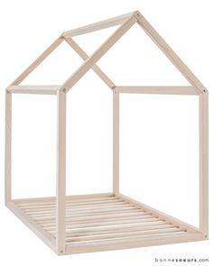 bonnesoeurs design lit maison detail 03 lit en forme de maison