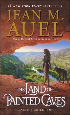 The Land of Painted Caves by Jean Auel (Earth's Children #6; last in the series)  (read 2013)
