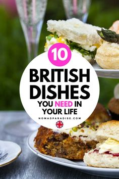 British Dishes, British Recipes, Uk Recipes, Fried Chips, Cornish Pasties, English Kitchens, Sunday Roast, English Food, Fish And Chips