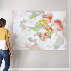 """""""Ice Cream Social"""" - Art Print by Lorent and Leif in beautiful frame options and a variety of sizes."""