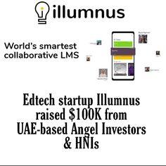Startup News, Very Excited, After School, Got Him, Investors, Raising, Knowledge, Management, Teacher