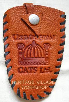 Бизнес-сувениры . Кожаный футляр для ключей с логотипом заказчика .  #бизнес_сувениры , #сувениры , #рекламные_сувениры